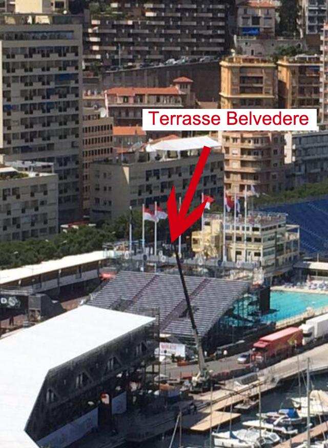 terrasse belvedere