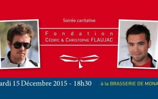 soirée de la Fondation  du 15 Décembre 2015